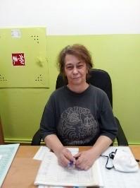 paní uklízečka Janča