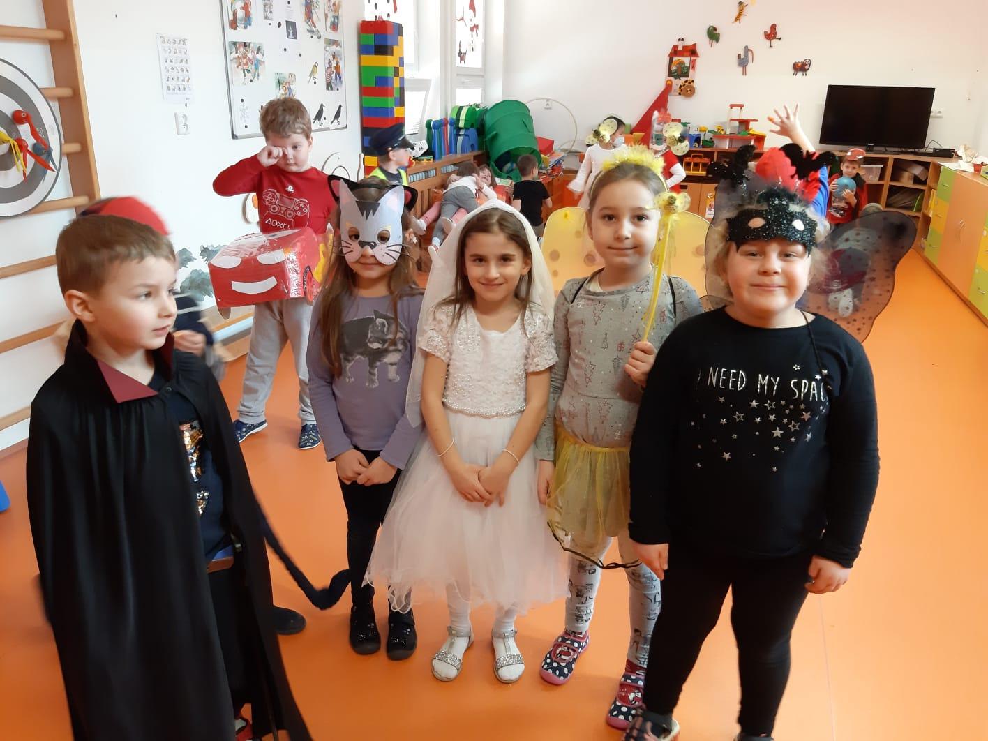 Karneval v Lištičkách