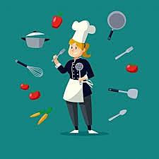 paní kuchařka